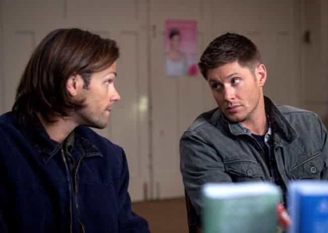 It Could Be Defined As A... is listed (or ranked) 2 on the list Ways Supernatural Is Really Just American Yaoi