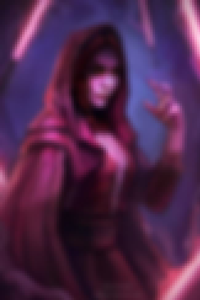 Melisandre, Sith Lord Of The L... is listed (or ranked) 3 on the list An Incredible Artist Created Throne Wars: Game Of Thrones Meets Star Wars