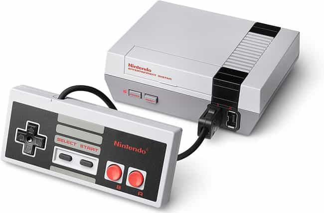 NES: Classic Edition Wit... is listed (or ranked) 4 on the list Great Gifts For Gamer Dads