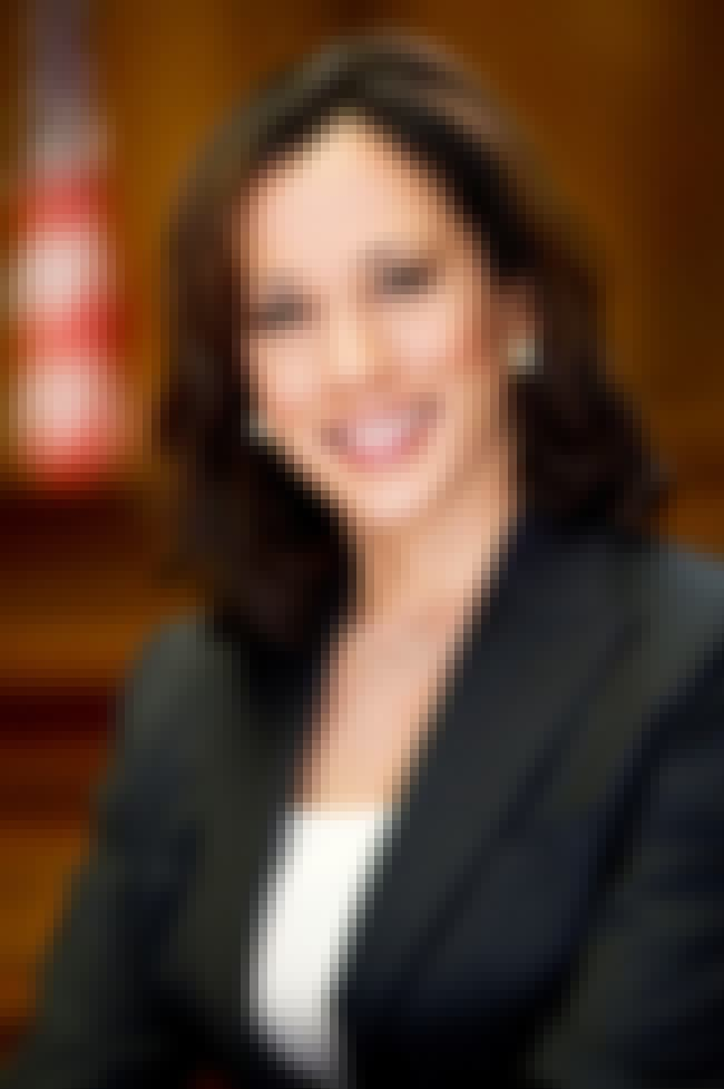 She Is Already Making Big Wave... is listed (or ranked) 1 on the list Meet Kamala Harris: The Freshman California Senator Shaking Up Washington, DC