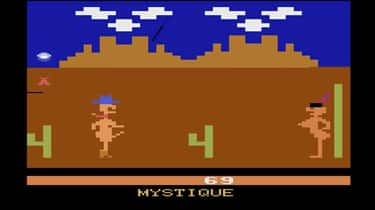 The Goal Of Custer's Revenge I is listed (or ranked) 1 on the list Most Controversial Video Games That Have Ever Been Released