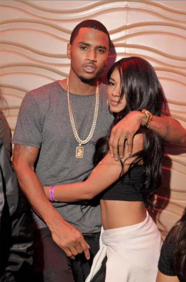 Mila J is listed (or ranked) 3 on the list Trey Songz Loves and