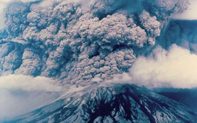 The Mountain Exploded Like A B... is listed (or ranked) 3 on the list The Eruption of Mount St. Helens Was More Powerful Than A Nuclear Bomb