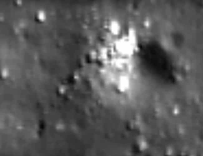 There's An Alien Base On... is listed (or ranked) 3 on the list Eerie, Infamous Photos Purported To Show Real Aliens