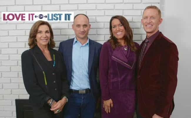 The Contractors HGTV Hir... is listed (or ranked) 5 on the list All Your Favorite HGTV Shows Are Totally Fake