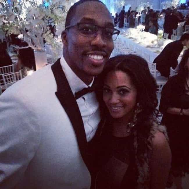 Camilla Poindexter is listed (or ranked) 1 on the list Dwight Howard Loves and Hookups