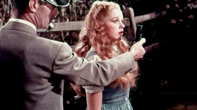 The Movie Went Through Four Di... is listed (or ranked) 3 on the list Strange Things You Definitely Didn't Know About The Wizard of Oz