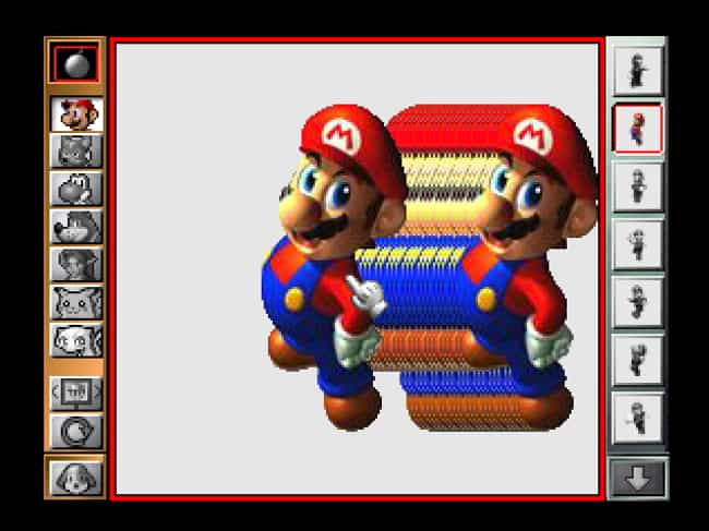 Mario Artist is listed (or ranked) 3 on the list 15 Fascinating Nintendo Games That Never Made It To The US