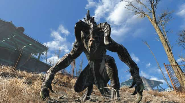 There Are Original Monsters is listed (or ranked) 4 on the list 13 Reasons Why The Fallout Franchise Is Better Than Elder Scrolls