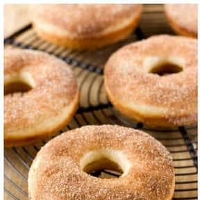 Cinnamon Sugar Kripsy Kreme is listed (or ranked) 12 on the list The Very Best Krispy Kreme Flavors