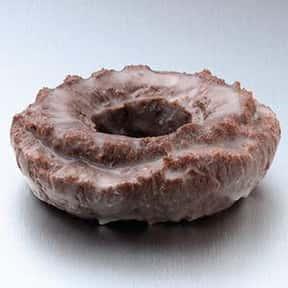Glazed Chocolate Cake Krispy K is listed (or ranked) 5 on the list The Very Best Krispy Kreme Flavors
