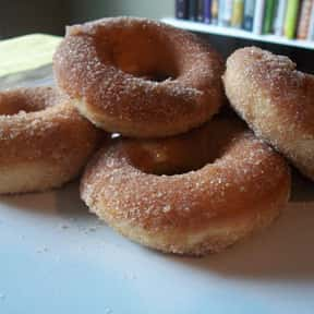 Sugar Doughnut Krispy Kreme is listed (or ranked) 17 on the list The Very Best Krispy Kreme Flavors