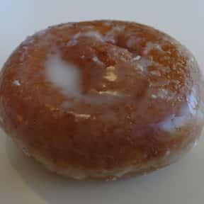 Cinnamon Bun Krispy Kreme is listed (or ranked) 10 on the list The Very Best Krispy Kreme Flavors