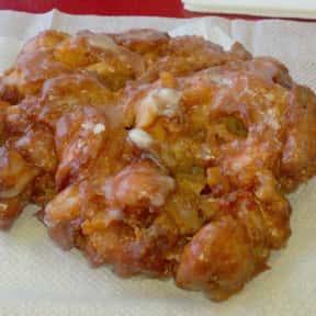 Apple Fritter Krispy Kreme is listed (or ranked) 11 on the list The Very Best Krispy Kreme Flavors