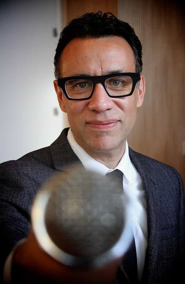 An Ex Painted A Picture ... is listed (or ranked) 2 on the list Seemingly Nice Guy Fred Armisen Basically Gaslights Every Woman He Dates