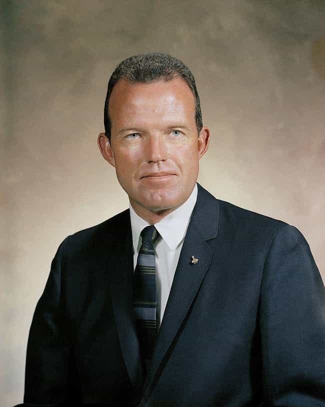 Maj. Gordon Cooper Watch... is listed (or ranked) 1 on the list The Weirdest Things Astronauts Have Seen In Space
