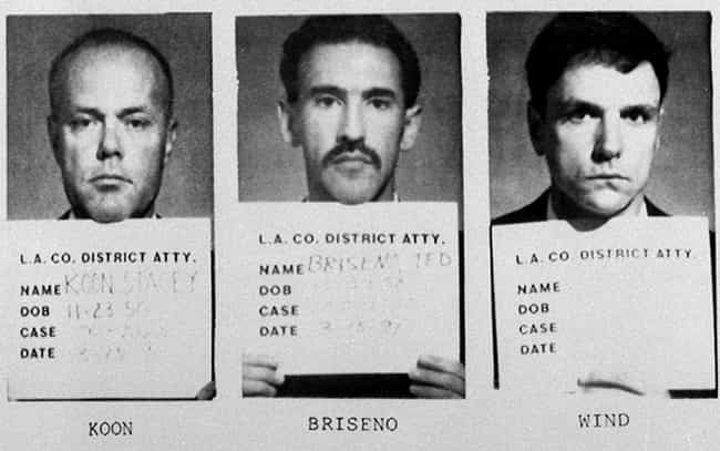 The All-White Jury That Initia... is listed (or ranked) 4 on the list Revisiting The Rodney King Beating & L.A. Riots Proves Nothing Has Changed