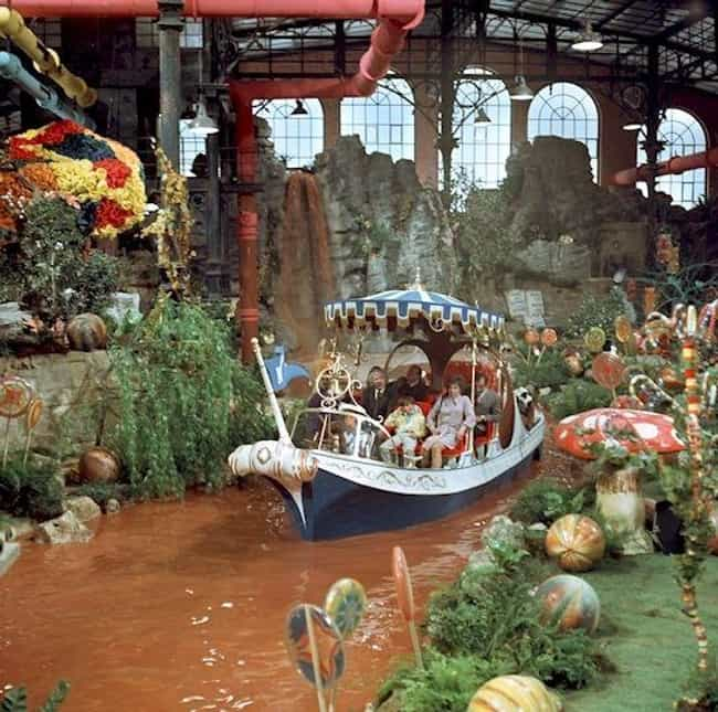 The Scrumptious-Looking Chocol... is listed (or ranked) 1 on the list Strange Stories From Behind The Scenes Of Willy Wonka And The Chocolate Factory