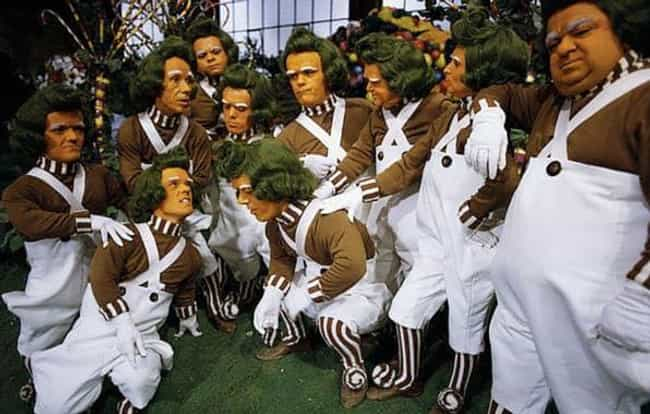 Some Of The Oompa Loompa... is listed (or ranked) 2 on the list Strange Stories From Behind The Scenes Of Willy Wonka And The Chocolate Factory