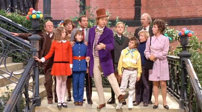 The Director Purposely Withhel... is listed (or ranked) 2 on the list Strange Stories From Behind The Scenes Of Willy Wonka And The Chocolate Factory