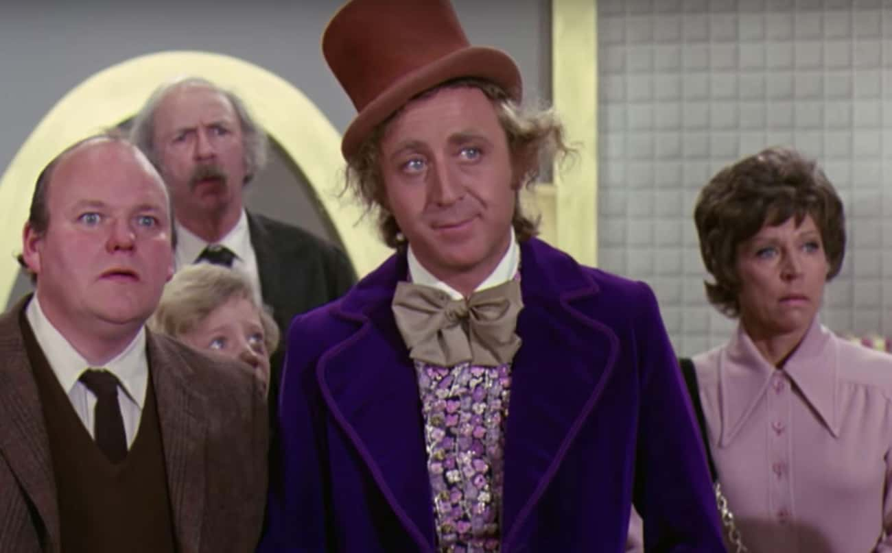 Gene Wilder Had Seriously Toug is listed (or ranked) 3 on the list Strange Stories From Behind The Scenes Of Willy Wonka And The Chocolate Factory