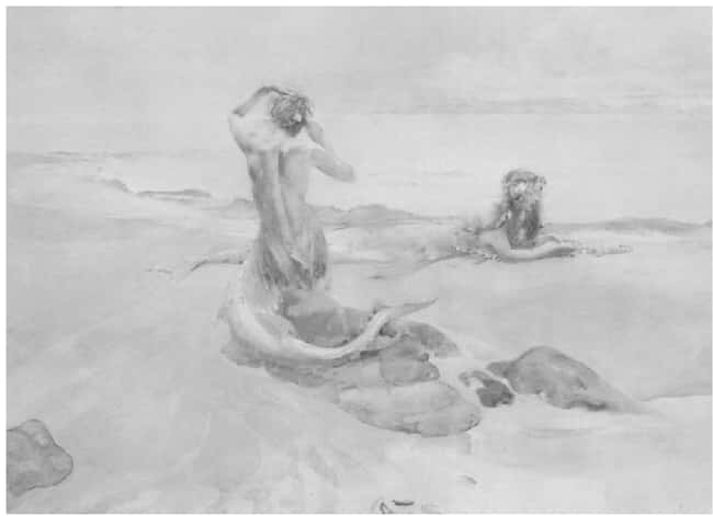 Rusalki Are The Murderous Spir is listed (or ranked) 6 on the list Macabre Mermaid Tales Pulled From The Darkest Depths Of The Sea