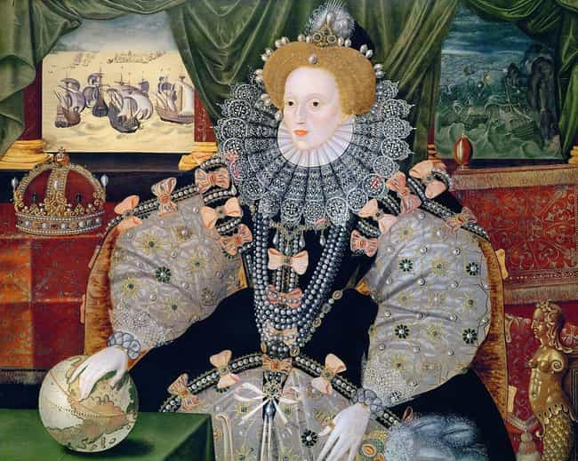 1500s: Women Reddened Th... is listed (or ranked) 3 on the list This Timeline of Women's Fashion Proves Beauty Standards Are Arbitrary