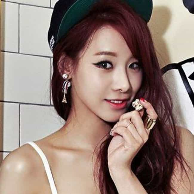 UJI is listed (or ranked) 4 on the list Vote: Who Is The Best BESTie Member?