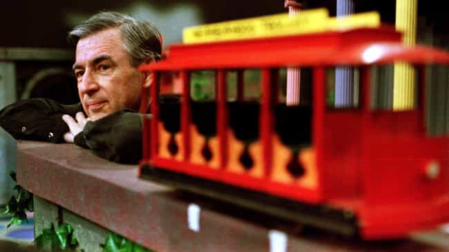 Mr. Rogers Saved The VCR is listed (or ranked) 5 on the list Facts You Never Knew About Mr. Rogers