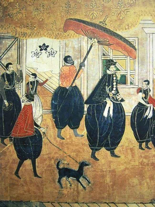 He Was The Only African ... is listed (or ranked) 1 on the list The Remarkable Tale Of Yasuke, An African Captive Who Became The First Foreign Samurai