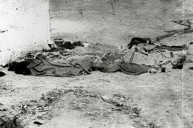 The Bloodthirsty Mob Inc... is listed (or ranked) 3 on the list Things You Were Never Taught About The Los Angeles Chinese Massacre Of 1871