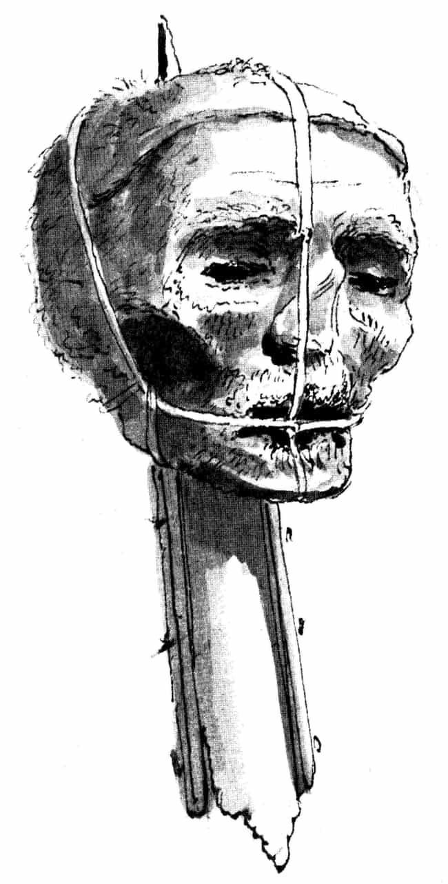 It All Began When Charle... is listed (or ranked) 1 on the list The Bizarre, Violent Story Behind The Most Famous Decapitated Head In History