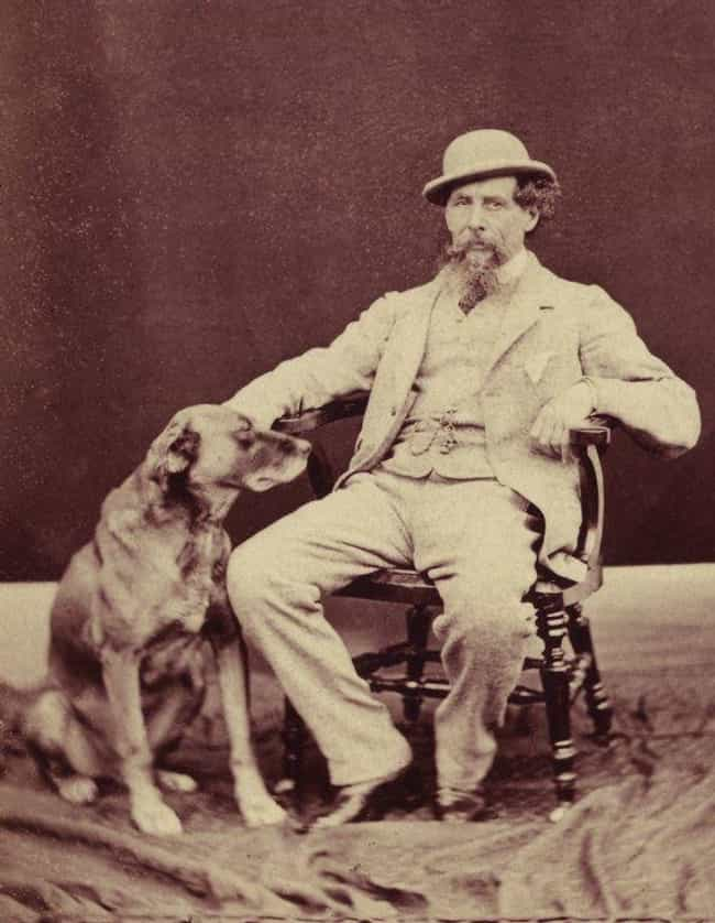He Preserved His Decease... is listed (or ranked) 2 on the list 16 Extremely Dark Things You'd Never Suspect Charles Dickens Actually Did