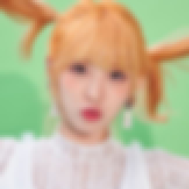 Luda is listed (or ranked) 4 on the list Vote: Who Is The Best Cosmic Girls Member?