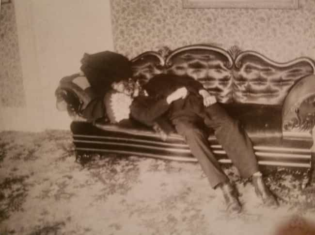 Photo Enhancement Began As Ear... is listed (or ranked) 3 on the list How Crime Scene Photography Evolved From The Victorian Era To Today