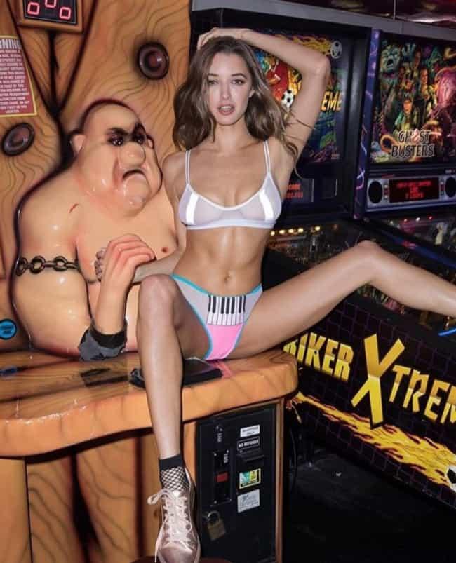 25+ sexiest alyssa arce photos   near nude alyssa arce pics