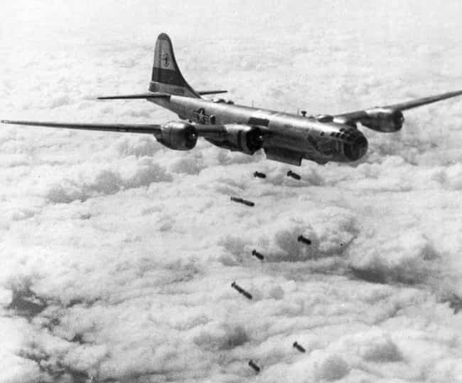 Nine Men Initially Survived Th... is listed (or ranked) 1 on the list In 1945, The Japanese Vivisected 8 US Airmen At Kyushu University
