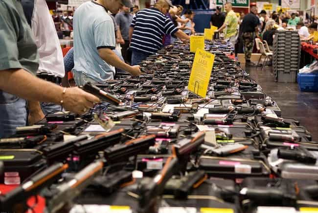 He Traveled The Gun Show... is listed (or ranked) 4 on the list Things Most People Don't Know About Oklahoma City Bomber Timothy McVeigh