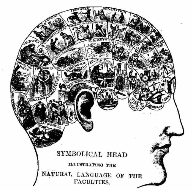 Johann Spurzheim Named The Sci... is listed (or ranked) 2 on the list 13 Disgusting Facts About Phrenology, The Pseudoscience Used To Justify Racism