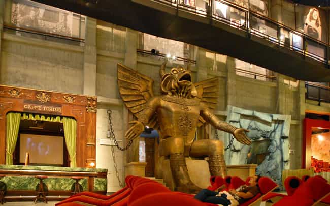 Moloch, The Demon Who Demands ... is listed (or ranked) 3 on the list The Wickedest Hellbound Demons And Creatures Ever Conceived