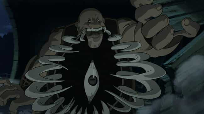 The False Gate Of Truth In Ful... is listed (or ranked) 2 on the list Horrifying Metaphors For Death Or Hell In Anime That Are Actually Worse Than Death