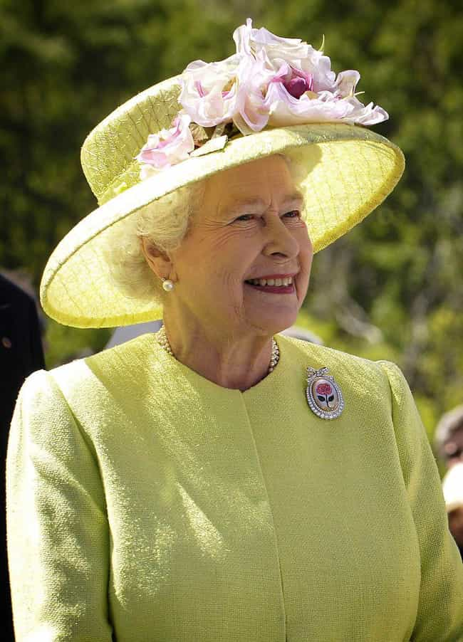 She Owns England's Swans... is listed (or ranked) 3 on the list The Longest-Ruling Queen In History Was Never Supposed To Take The Throne