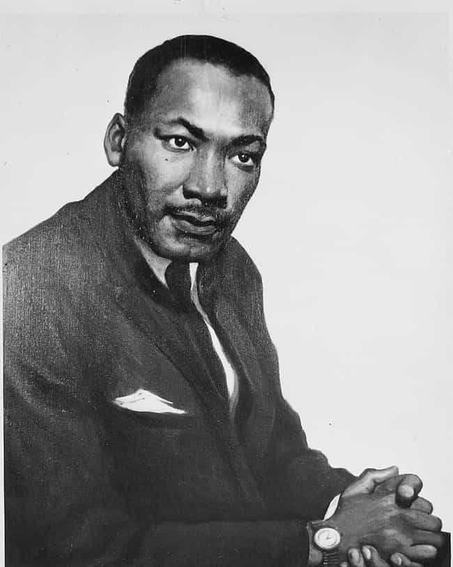 He Fell In Love With A White C... is listed (or ranked) 2 on the list 15 Surprisingly Dark Facts About Martin Luther King Jr. Most People Don't Know