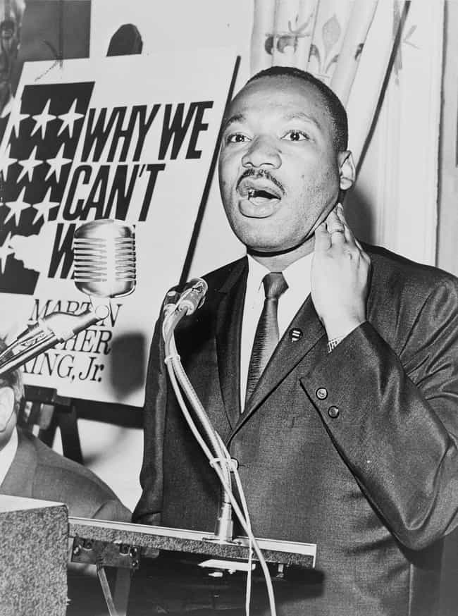 His Mother Was Also Murd... is listed (or ranked) 4 on the list 15 Surprising And Little-Known Facts About Martin Luther King Jr.