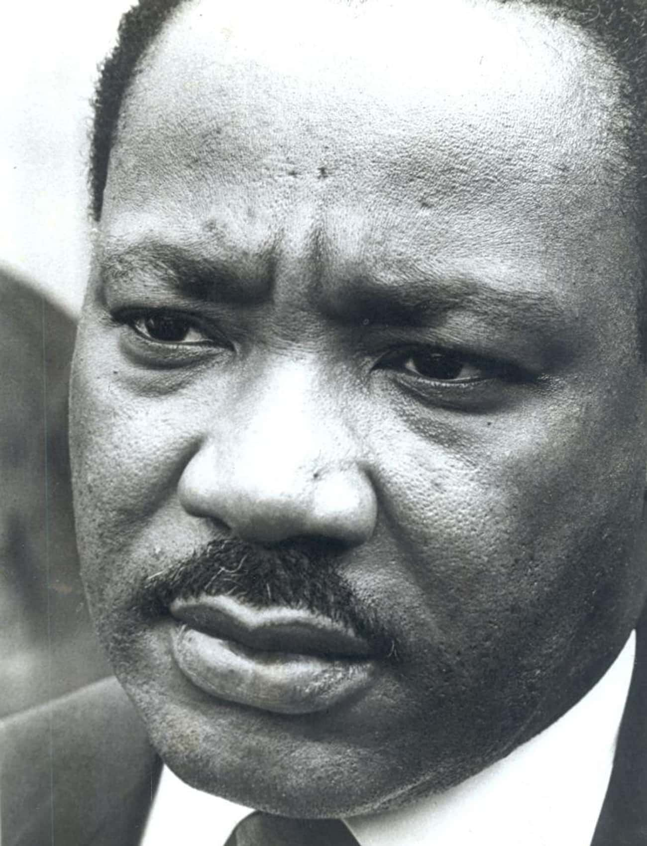 He Tried To Commit Suicide At  is listed (or ranked) 1 on the list 15 Surprising And Little-Known Facts About Martin Luther King Jr.