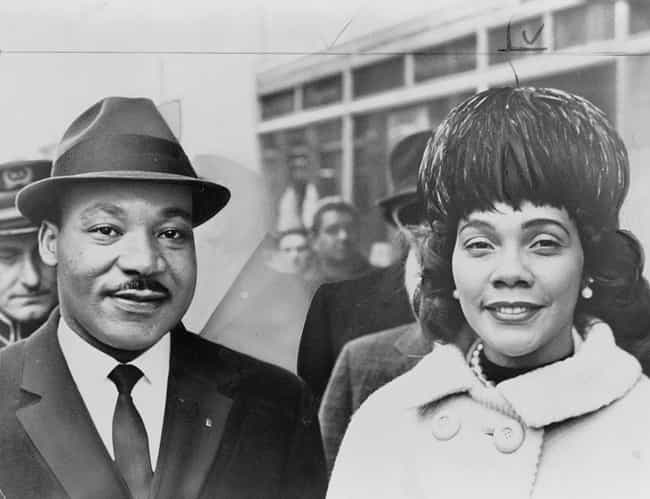 He And Coretta Spent The... is listed (or ranked) 8 on the list 15 Surprising And Little-Known Facts About Martin Luther King Jr.