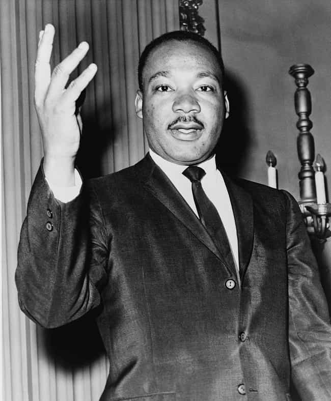He Was Nearly Killed By ... is listed (or ranked) 6 on the list 15 Surprising And Little-Known Facts About Martin Luther King Jr.