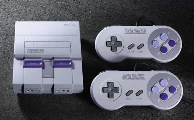 Two Retro Wired Controll... is listed (or ranked) 3 on the list Classic Edition Of The SNES Coming In September