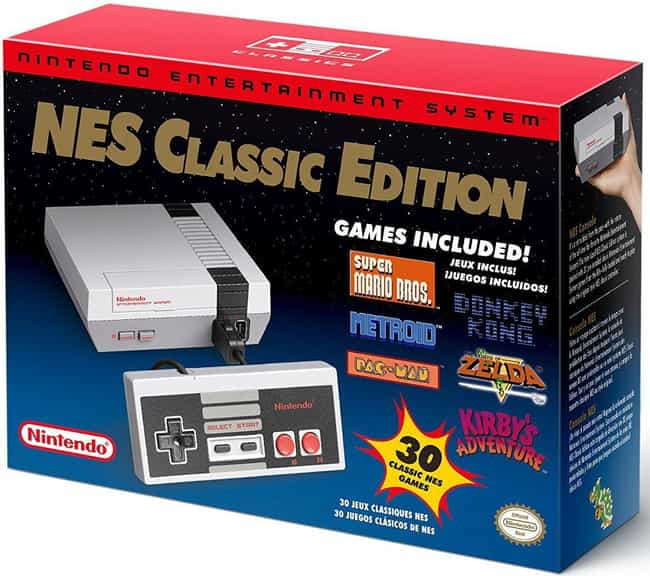 More Units Will Be Shipp... is listed (or ranked) 2 on the list Classic Edition Of The SNES Coming In September