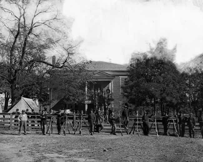 Within Hours Of Surrender, Con... is listed (or ranked) 2 on the list What Actually Happened Right After The Confederates Surrendered The Civil War?